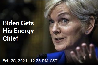 Biden Gets Energy Chief Whose Focus Is Green