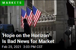 'Hope on the Horizon' Is Bad News for Market