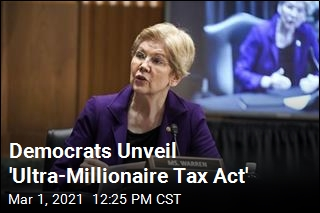 Democrats Unveil 'Ultra-Millionaire Tax Act'