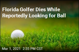 Florida Golfer Drowns While on the Course