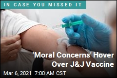'Morally Compromised' J&J Vaccine Shunned by NOLA Archdiocese