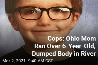 Cops: Ohio Mom Reported Son Missing, Then Confessed