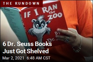 6 Dr. Seuss Books Just Got Shelved