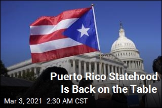 Puerto Rico Statehood Is on the Table