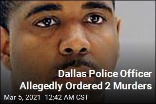 Dallas Police Officer Allegedly Ordered 2 Hits