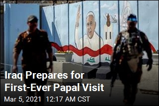Iraq Prepares for First-Ever Papal Visit