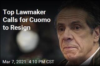 Top Lawmaker Calls for Cuomo to Resign
