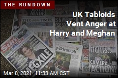 How UK Tabloids Covered Harry and Meghan's Interview