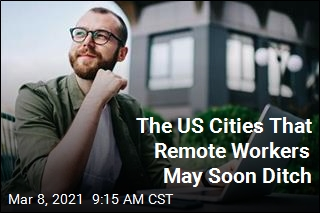The US Cities That Remote Workers May Soon Ditch