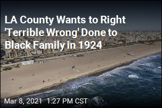 LA County Wants to Right 'Terrible Wrong' Done to Black Family in 1924