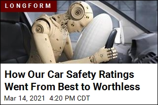 Our Car Safety Ratings Were the Gold Standard. No More