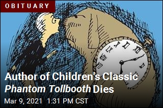 Phantom Tollbooth Author Norton Juster Dies at 91