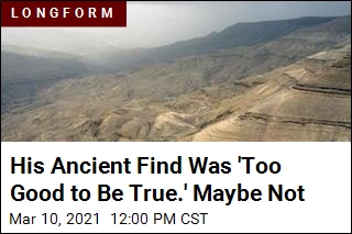 They Said His Biblical Find Was a Forgery. What if It Wasn't?