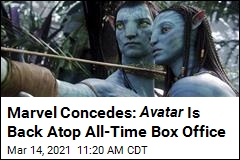 China Puts Avatar Back on Top As Biggest Box Office Hit Ever