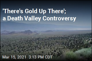 Environmentalists, Tribes Fight Death Valley Gold Mine Plan