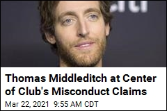 Silicon Valley Star Middleditch Accused of Sexual Misconduct