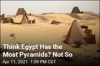 You Know Egypt's Pyramids. You'd Be Wise to Know These