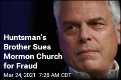 Brother of Ex-Utah Gov.: Mormon Church Defrauded Me