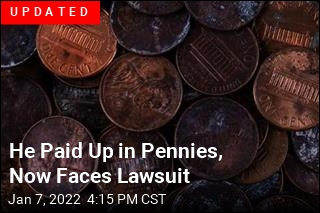 Man Says Ex-Boss Paid Him in 500 Pounds of Gross Pennies