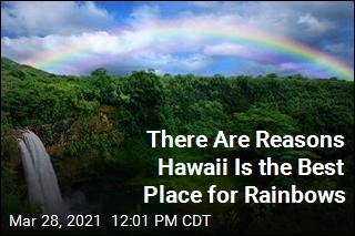 For the Best Rainbows on Earth, Science Is on Hawaii's Side