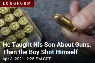 He Didn't Hide the Key to His Gun Safe. His Boy Opened It