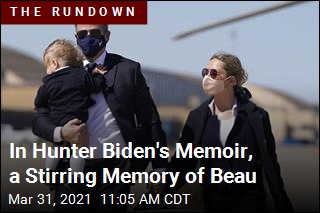 Hunter Biden's Memoir a Tale of Addiction, Death, Love