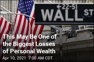 This May Be One of the Biggest Losses of Personal Wealth