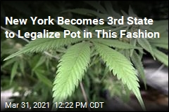 New York Becomes 3rd State to Legalize Pot in This Fashion