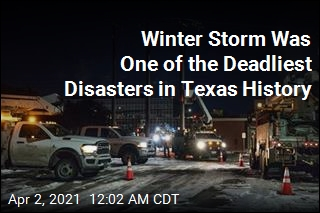 Report: Winter Storm, Cold Snap Killed Nearly 200 Texans