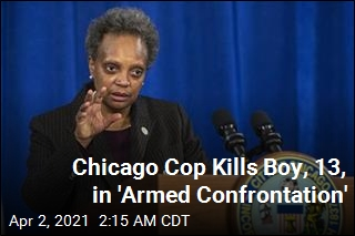 Chicago Cop Kills Boy, 13, in 'Armed Confrontation'