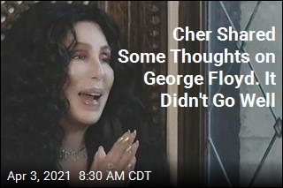 Cher Tweet About George Floyd Draws Ire