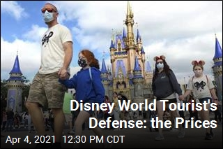 Trespassing Defense at Disney World: I Paid $15K