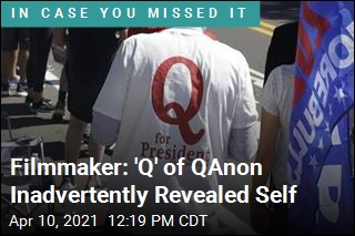 Who Is 'Q' of QAnon? Documentary Makes Claim
