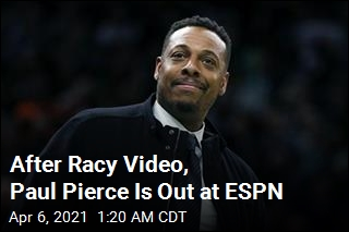Paul Pierce Is Out at ESPN After Racy Video
