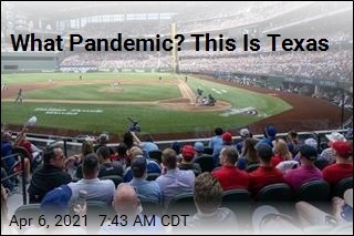 What Pandemic? This Is Texas