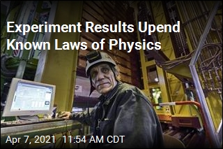 Experiment Results Upend Known Laws of Physics