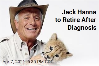 Jack Hanna to Retire After Diagnosis