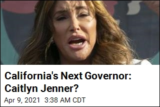 Caitlyn Jenner Weighs Run for California Governor