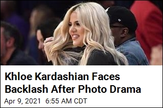 Khloe Kardashian Faces Backlash After Photo Drama