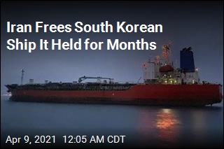 Iran Frees South Korean Ship It Held for Months