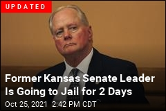 Cops: Arrested GOP Leader Called Kansas Cop 'Donut Boy'
