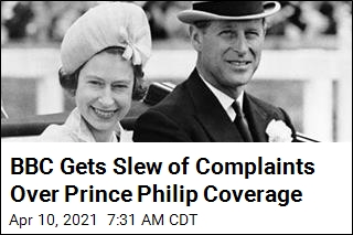 Viewers Complain About BBC's Prince Philip Coverage