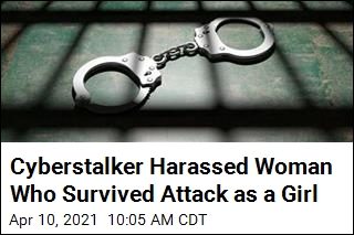 Cyberstalker Harassed Woman Who Survived Attack as a Girl