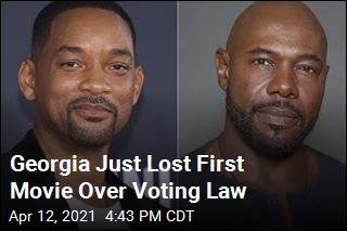 Will Smith Just Yanked His Movie Out of Georgia