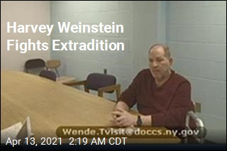 Weinstein Fights Extradition