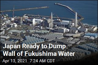 Fukushima Wastewater to Be Dumped Despite Concerns