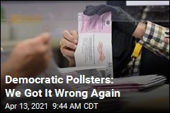 Democratic Pollsters: We Got 2020 So Wrong