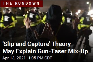 This Isn't the First Time a Gun-Taser Mix-Up Is Blamed