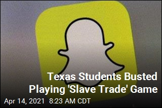 Texas Students Busted Playing 'Slave Trade' Game