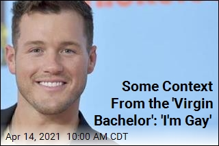 He Found Love on The Bachelor , Now Admits 'I'm Gay'